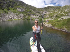 5 laghi sitio de stand up paddle / paddle surf en Italia