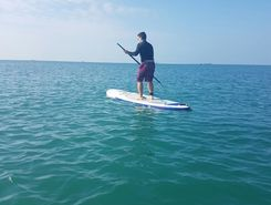 Worthing spot de stand up paddle en Royaume-Uni