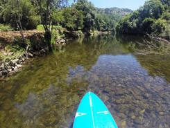 Rio Paiva/Ilha dos Amores sitio de stand up paddle / paddle surf en Portugal