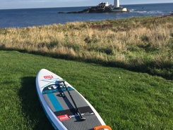 St Mary's lighthouse sitio de stand up paddle / paddle surf en Reino Unido