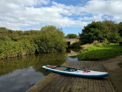 Helebridge to Bude sitio de stand up paddle / paddle surf en Reino Unido