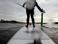 Tyskerhavnen (gamle havn) - old harbour spot de stand up paddle en Danemark