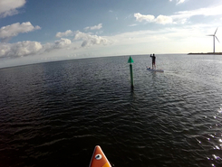 Tyskerhavnen (gamle havn) - old harbour paddle board spot in Denmark