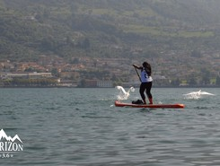 sulzano sitio de stand up paddle / paddle surf en Italia