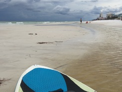 Seagrove Beach , FL sitio de stand up paddle / paddle surf en Estados Unidos
