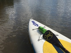 Chattahoochee River at Azalea Park paddle board spot in United States