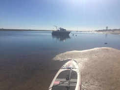 Ria Formosa spot de stand up paddle en Portugal