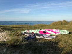 3 sheeps spot de stand up paddle en France