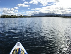 Staffelsee spot de stand up paddle en Allemagne