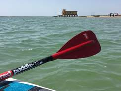 Aldeia de Marim spot de stand up paddle en Portugal