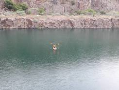Nalambakkam Quarry - Lake Vishnu paddle board spot in India