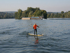 course poissy spot de stand up paddle en France