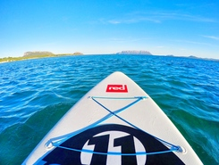 Spiaggia Bianca sitio de stand up paddle / paddle surf en Italia