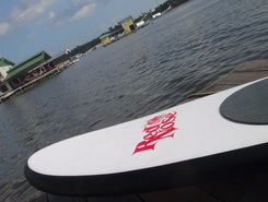 sup sitio de stand up paddle / paddle surf en Brasil