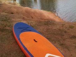 Manitou Lake sitio de stand up paddle / paddle surf en Estados Unidos