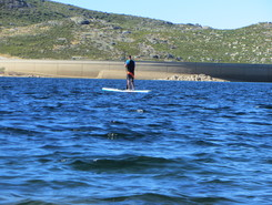 Lagoa Comprida, Serra daEstrela sitio de stand up paddle / paddle surf en Portugal