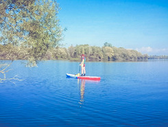 Mamming sitio de stand up paddle / paddle surf en Alemania