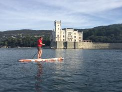 Miramare sitio de stand up paddle / paddle surf en Italia