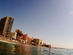 Playa Venus spot de stand up paddle en Espagne