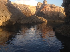 Golden Bay paddle board spot in Malta