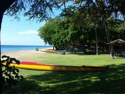 canoe beach lahaina  sitio de stand up paddle / paddle surf en Estados Unidos