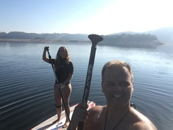 Unknown paddle board spot in Afghanistan