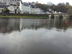 st aignan spot de stand up paddle en France