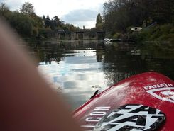 poissy spot de stand up paddle en France