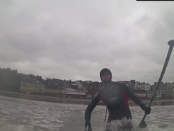 South Bay Beach spot de stand up paddle en Royaume-Uni