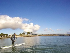 cap coz  spot de stand up paddle en France