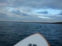 south coast sitio de stand up paddle / paddle surf en Reino Unido