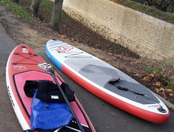 tours sur marne  sitio de stand up paddle / paddle surf en Francia