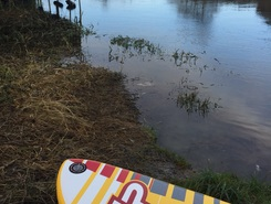 Pluck's Gutter paddle board spot in United Kingdom