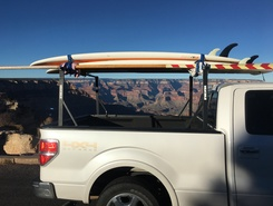 Grand Canyon paddle board spot in United States