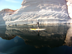 Lake Powell-Page, Arizona paddle board spot in United States