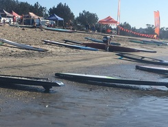 San Diego Youth Aquatic Center 1750 Fiesta Island Rd sitio de stand up paddle / paddle surf en Estados Unidos