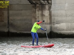 Sup Paris Crossing BNF --quai de Javel paddle board spot in France