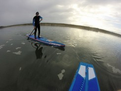 anse du letty spot de stand up paddle en France