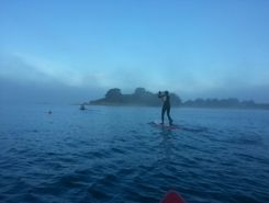 kelenn spot de stand up paddle en France