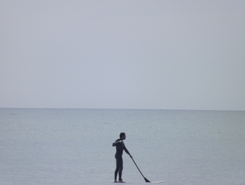 Rosa Sul paddle board spot in Brazil