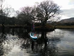 brandons cottage spot de stand up paddle en Irlande