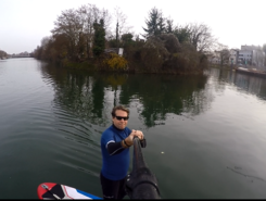 La seine spot de stand up paddle en France