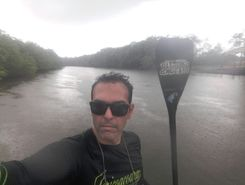 stand up paddle paddle board spot in Brazil