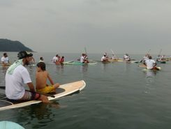 sup sal na veia sitio de stand up paddle / paddle surf en Brasil