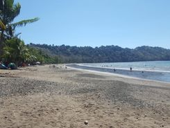 playa herradura  paddle board spot in Costa Rica