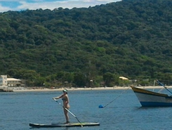 Guaratuba -Brasil sitio de stand up paddle / paddle surf en Brasil