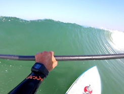 Esposende sitio de stand up paddle / paddle surf en Portugal