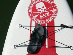 Port fluvial paddle board spot in France