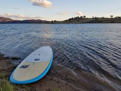 trout hatchery bay sitio de stand up paddle / paddle surf en Australia