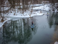 Vashana sitio de stand up paddle / paddle surf en Rusia